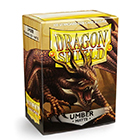 "Obaly Dragon Shield MATTE ""Umber"""