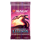 Commander Legends collector booster