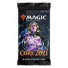 Core Set 2021 booster